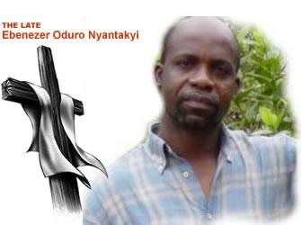 Ebenezer Oduro Nyantakyi
