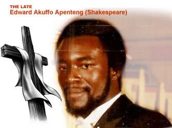 Edward Apenteng