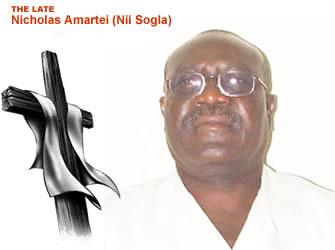 Nicholas Amartei (Nii Sogbla II)
